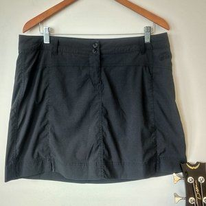 Women's Gray Avia Sport Skirt Sz L